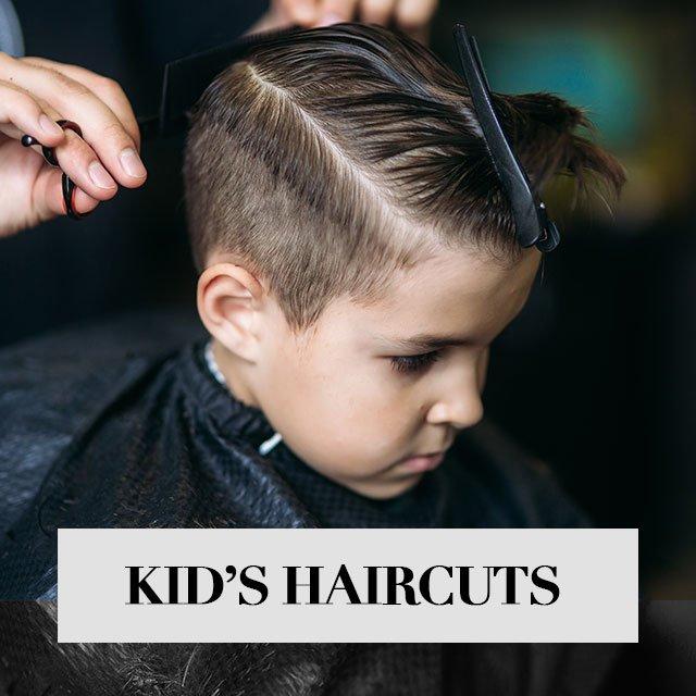 Kid's Haircuts