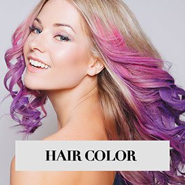 Womens Hair Color and Highlights