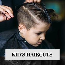 Children's Haircuts La Crosse WI