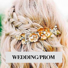 Wedding Prom Up-Dos Hair Styling La Crosse WI